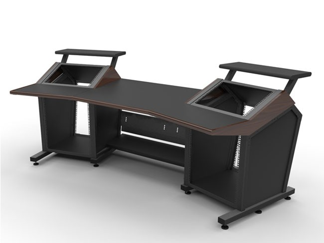 Rack Desk Furniture For Recording Studios